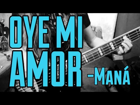 OYE MI AMOR - Mana COVERED Ft. Janine Leslie