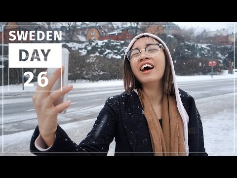 STOCKHOLM makes my HEART HAPPY and my feet sore | SWEDEN #26