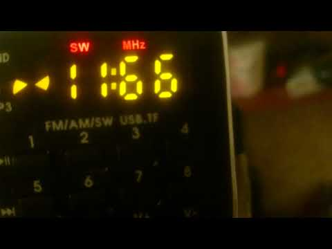 11660KHz-Trans World Radio Africa(Manzini)(Swaziland)~9707km