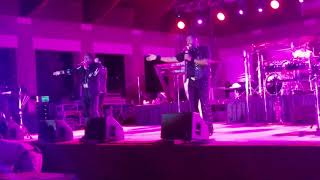 The Commodores/Zoom/Sweet Love Live in Kannapolis 8/11/18