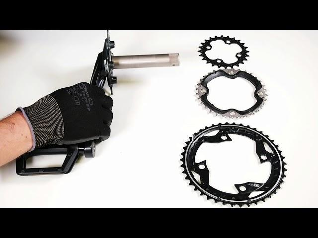 Comment changer la couronne sur son vélo ?