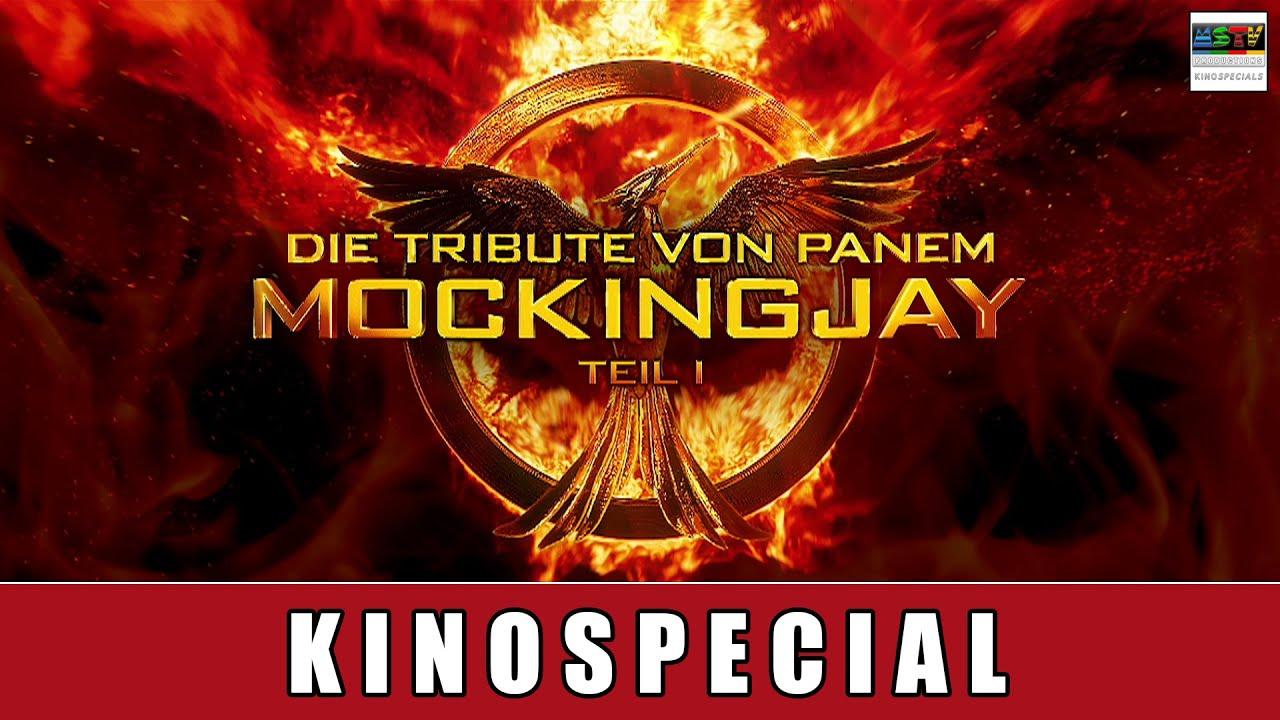 Die Tribute von Panem: MockingJay Teil 1 | Kinospecial | Jennifer Lawrence | Elizabeth Banks