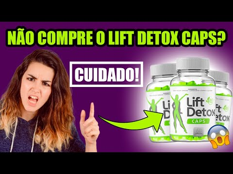 lift detox caps cnpj