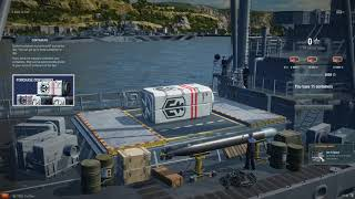 World of Warships: Opening 20 Naval Aviation Containers