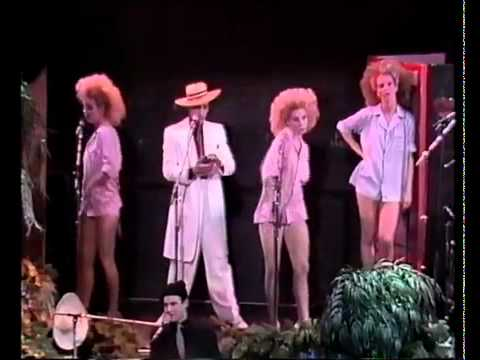 Kid Creole And The Coconuts: I'm A Wonderful Thing Baby [LIVE]