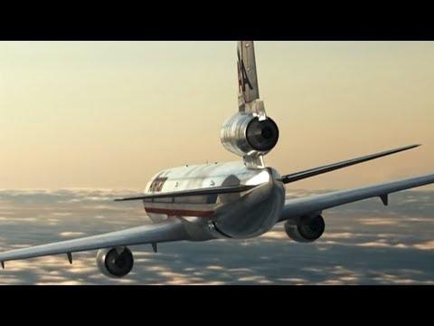 Narrowly Avoiding A Plane Crash - American Airlines Flight 96 - P3D
