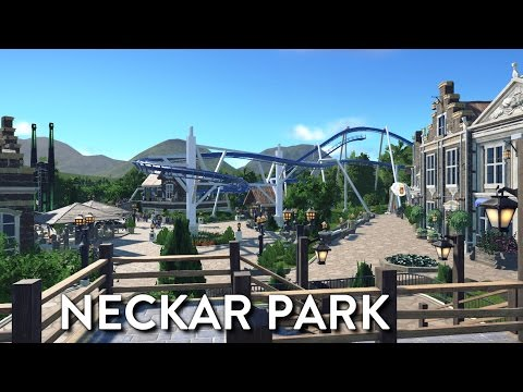 Planet Coaster - Neckar Park