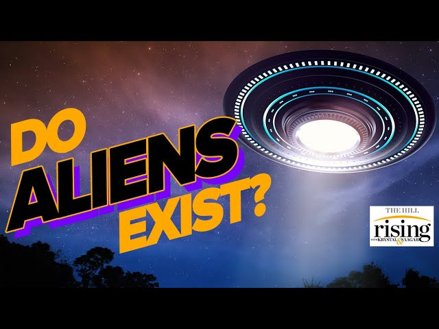Is There REALLY a Galactic Federation of Aliens?!..
