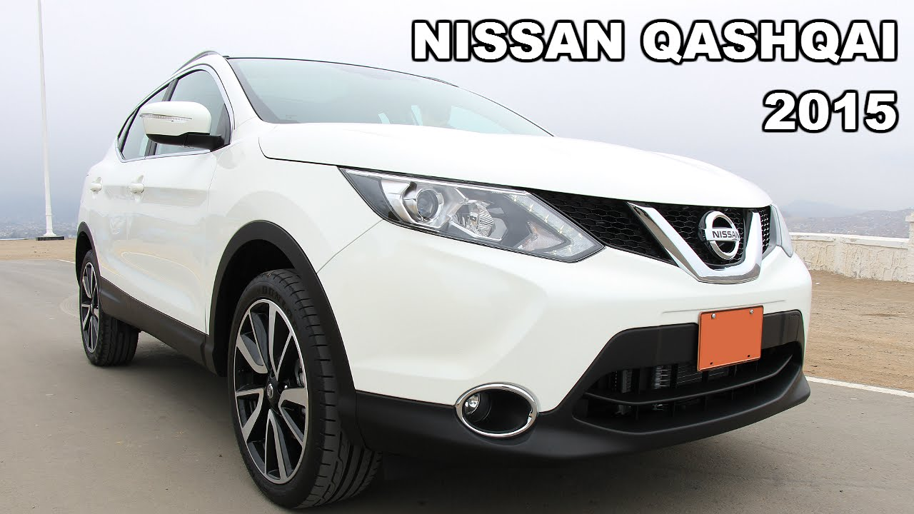 nissan qashqai 2015 en per video en full hd youtube. Black Bedroom Furniture Sets. Home Design Ideas