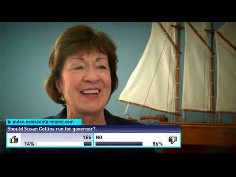 NOW: Caribou on Collins' potential gubernatorial bid