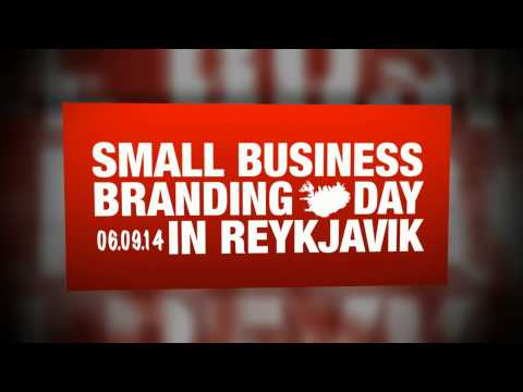 Small Business Branding Day in Reykjavik
