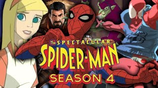 Spectacular Spider-Man Season 4!- FULL SEASON Fan-Made Story!- What It Should Have Been!