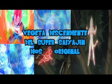 DRAGON BALL SUPER | ¡SE REVELA IDENTIDAD DE EL SSJ DIOS ORIGINAL! | VEGETA DESCENDIENTE DEL SSJ DIOS
