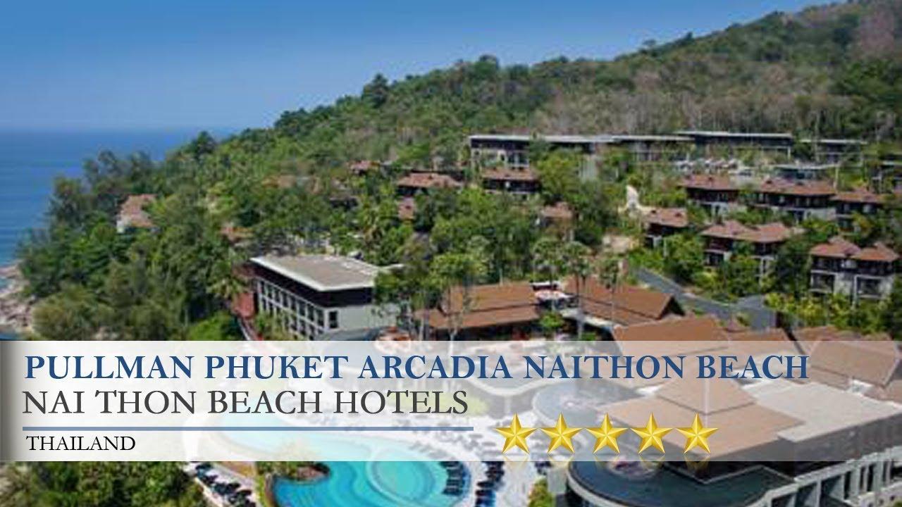 Pullman Et Arcadia Naithon Beach Nai Thon Hotels