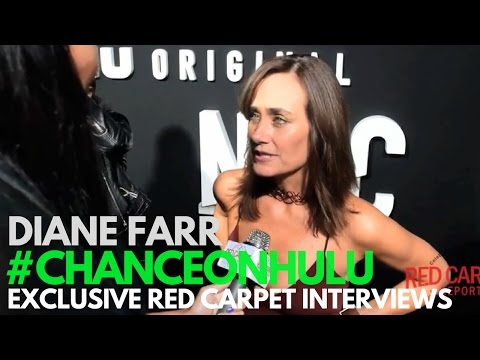 Diane Farr ed at the Red Carpet Premiere of