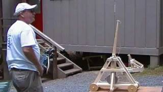 Hcw Trebuchet With Wheels
