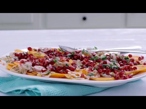 Salade van zoete aardappel met cevichedressing - Allerhande
