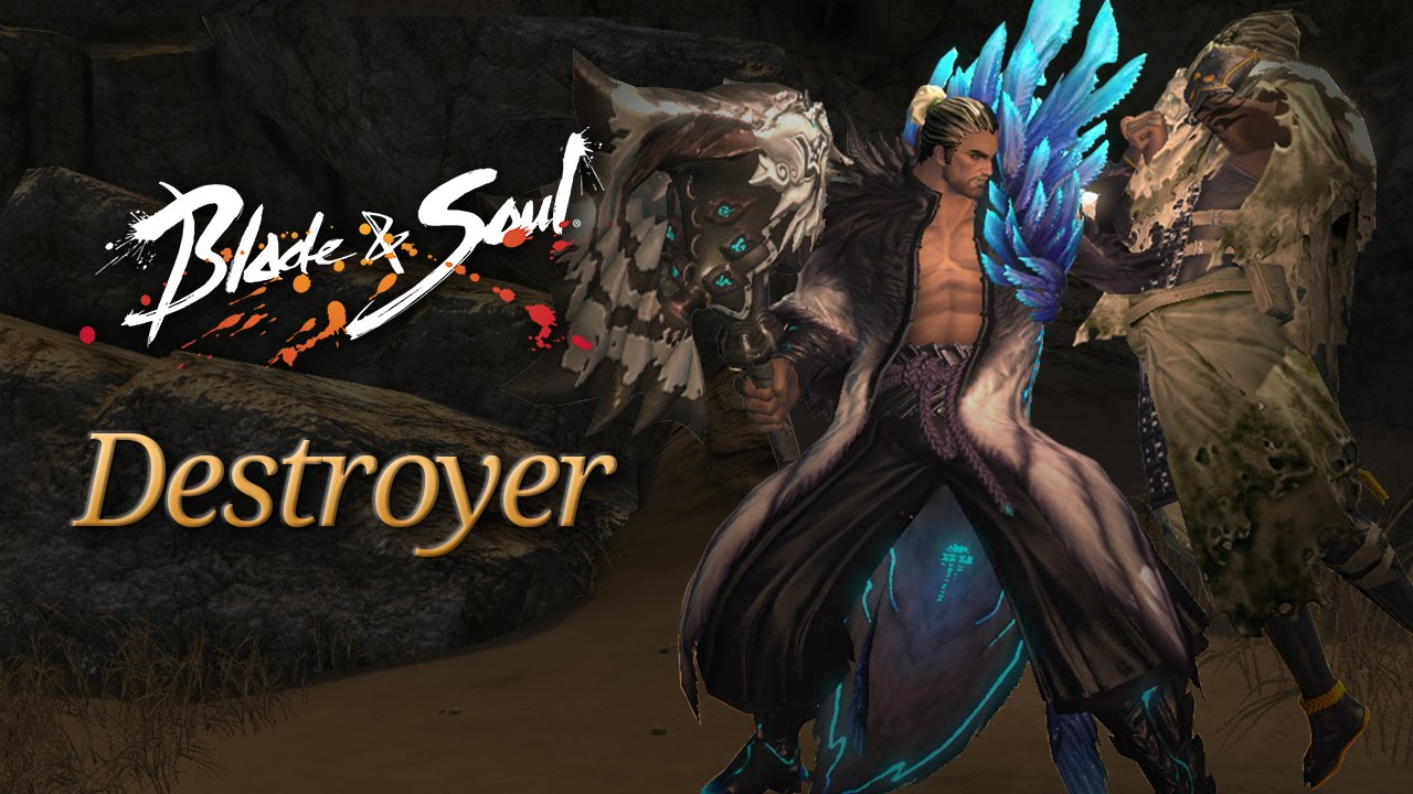 Blade & Soul Class Overview Guide for the Indecisive Newbie