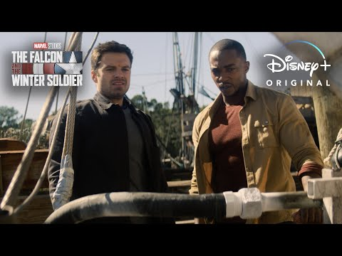 Friends | Marvel Studios' The Falcon and The Winter Soldier | Disney+