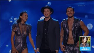 Jana Kramer & Gleb One Tree Hill Performance on Dancing with the Stars | LIVE 9-19-16