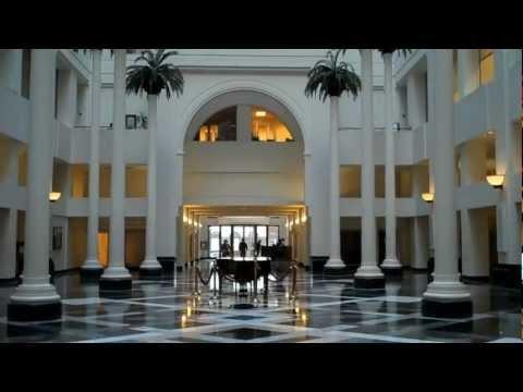 Atrium of the Curtis Center - Philadelphia, PA