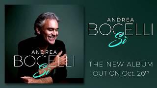 Andrea Bocelli - Sì - the new album