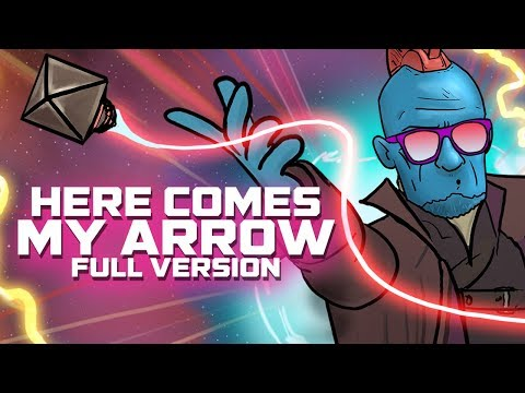 Download Youtube: Here Comes My Arrow - Guardians of the Galaxy Vol. 2 PARODY