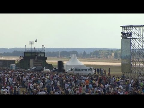 LIVE: MAKS-2015 International air show continues in Moscow region
