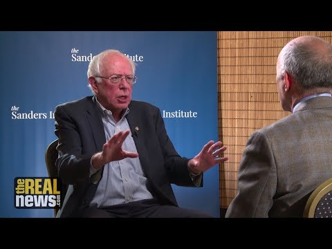 Bernie Sanders: Concentrated Wealth is Concentrated Power