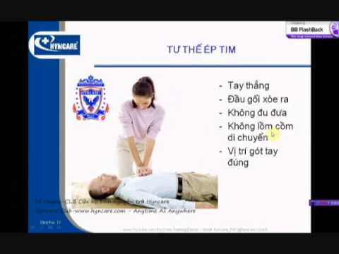 Hyncare CPR Ha hoi thoi ngat ep tim Part 5