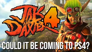 Jak and Daxter 4 - Could it Be Coming to The PS4?