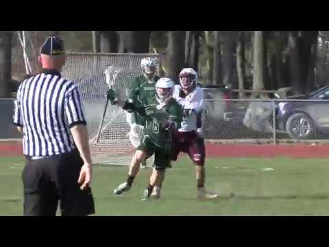 YCN Players of the Week: Reece Thompson & Colby Quiet, HartfordHopkinton Boys Lacrosse