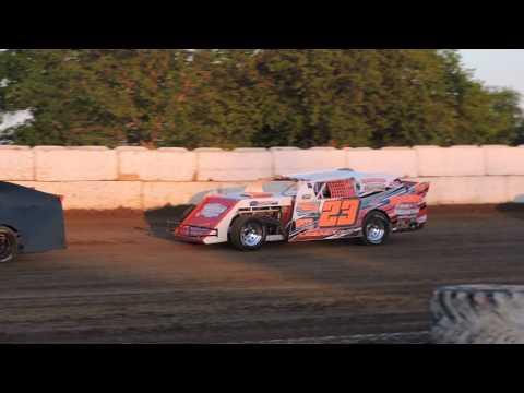 Lucas Dobbs Heat Race 5.06.17 Nevada Speedway