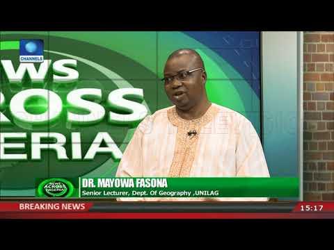 Fashola Flags Off Reconstruction Of Ikorodu-Sagamu Road |News Across Nigeria|