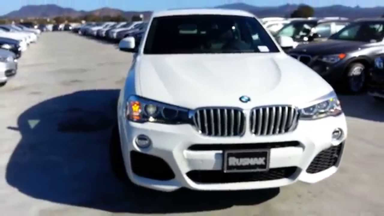 new bmw x4 35i m sport package with 20 39 m wheels car r doovi. Black Bedroom Furniture Sets. Home Design Ideas