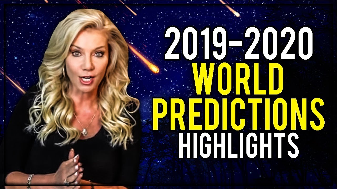 Highlights to Future of Astrology: Shocking Predictions for 2019- 2020