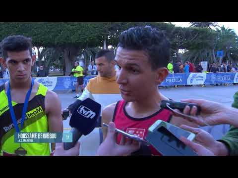 Campeonato de España Absoluto de Medio Maratón - Melilla 2018