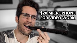 This $20 Microphone DOESN