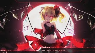 Nightcore - Blood