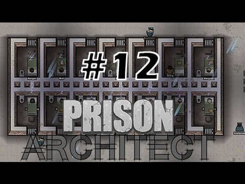 Prison Architect #12 - Prison Labour