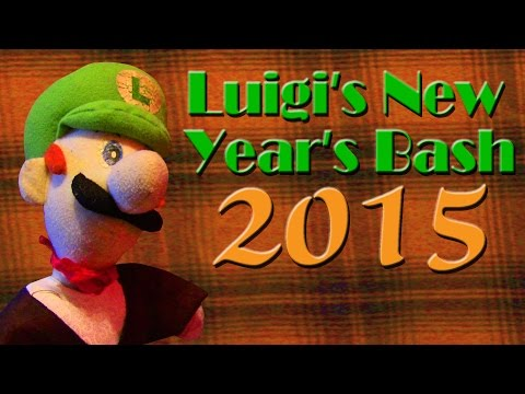 Luigi's New Year's Bash | 2015