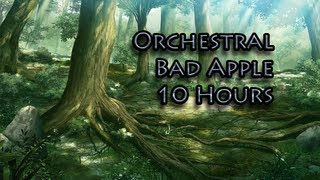 Repeat youtube video Bad Apple 10 hours