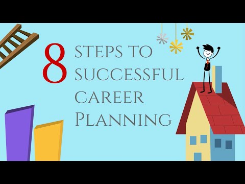 8 Steps to Successful Career Planning