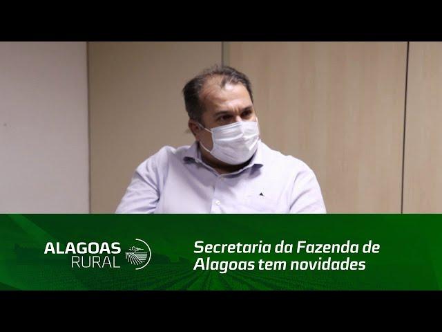Secretaria da Fazenda de Alagoas tem novidades para produtores de arroz