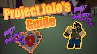 [PJJ] Project JoJo Guide [Project JoJo's]