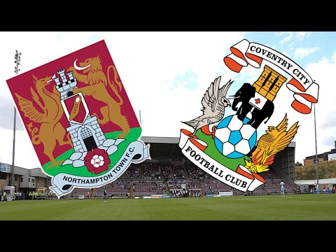 Matchday Vlog #24 | Coventry Fans Are Mad!!! | Northampton Town FC Vs Coventry City FC | (28/01/17)