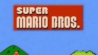 Super Mario Bros. in MINECRAFT???