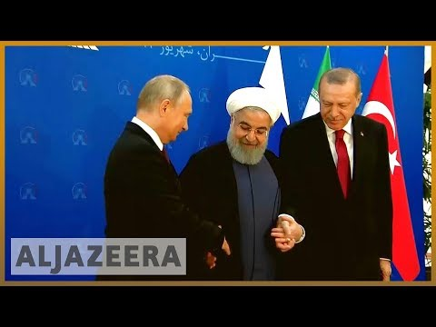 🇸🇾 Idlib: Turkey's ceasefire call rejected by Russia, Iran | Al Jazeera English