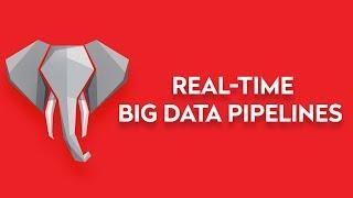Realtime Big Data Pipelines with Hadoop, Spark & Kafka   Big Data Tutorial 2018   Big Data Analytics
