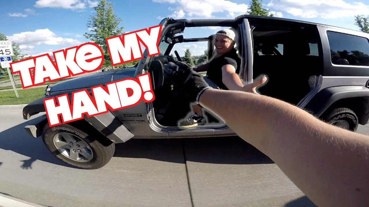 craziest-reactions-in-traffic-stunt-lot-shenanigans-channel-upgrades